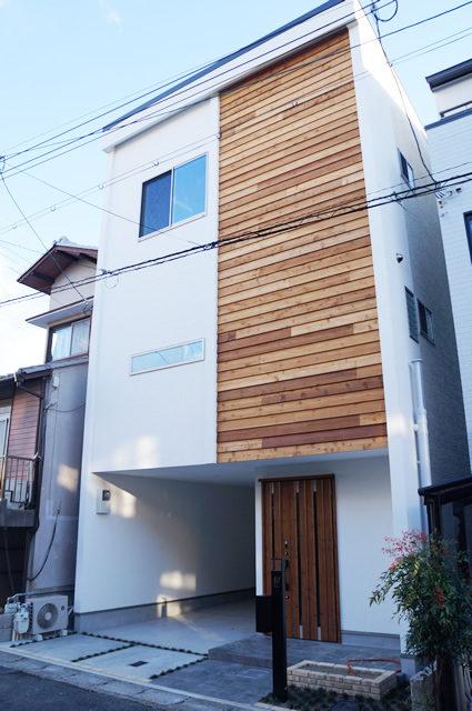 京都府向日市「LDKに家族が集まる家」